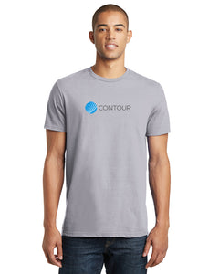The Straight Fit Contour Short Sleeve Concert Tee