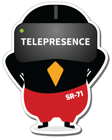 The Telepresence Decal