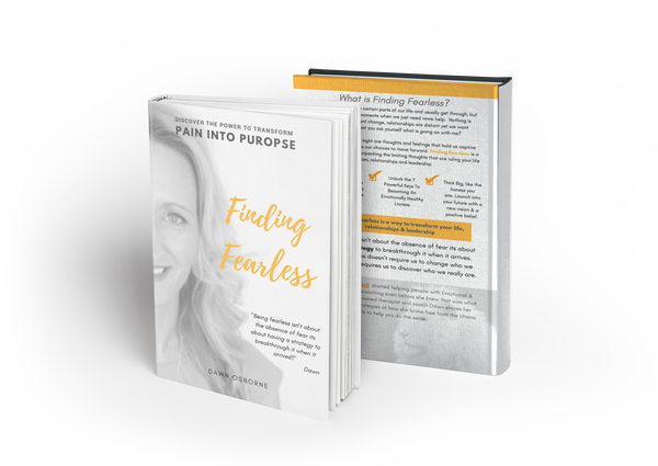 Finding Fearless Book