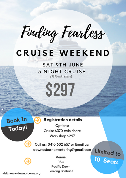 Finding Fearless Cruise
