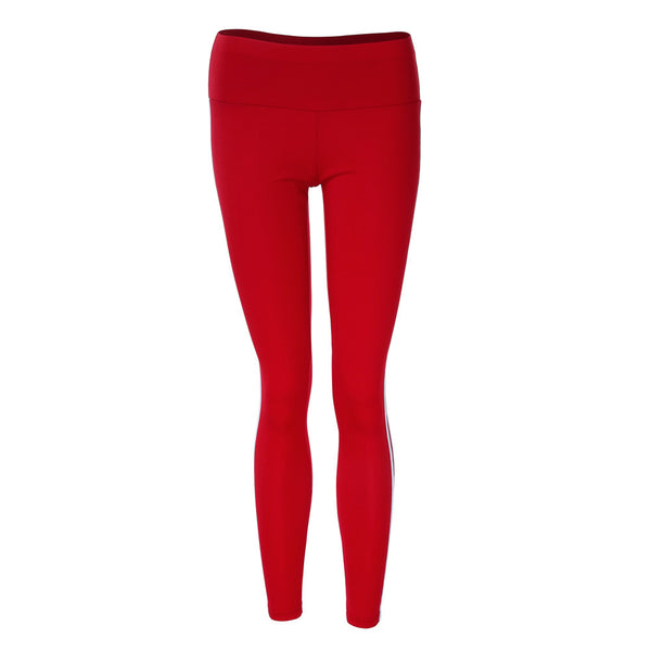 Cropped Leggings High Waist
