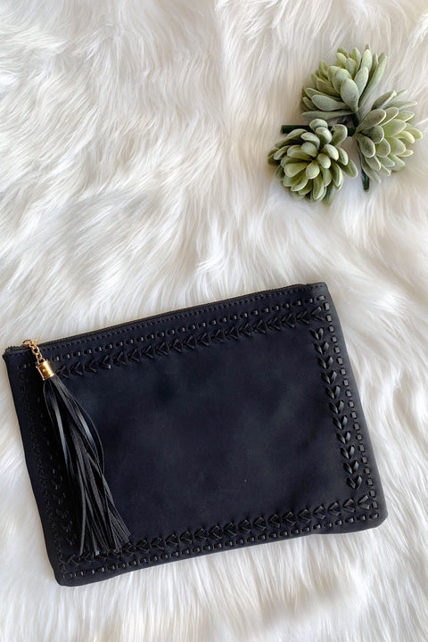 Going Places Crossbody/Clutch