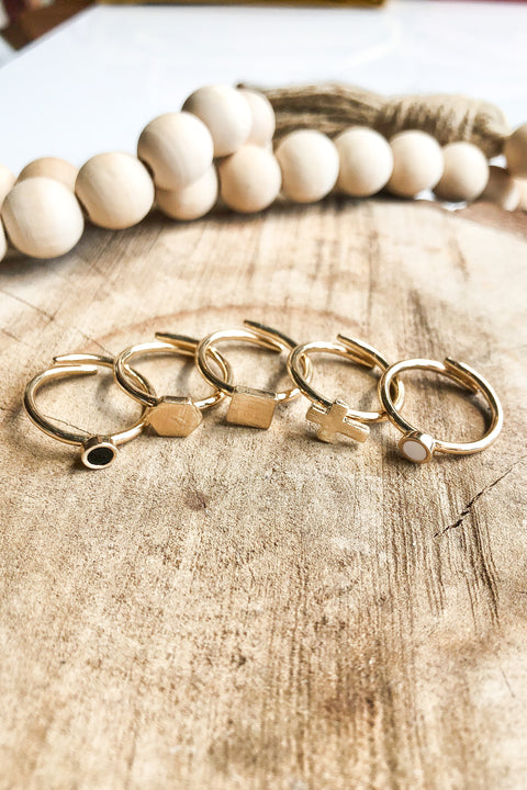 Countryside Ring Set