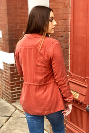 Spice it Up Jacket- $10 off!