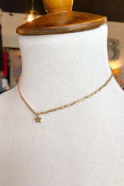 No Limits Choker- Gold