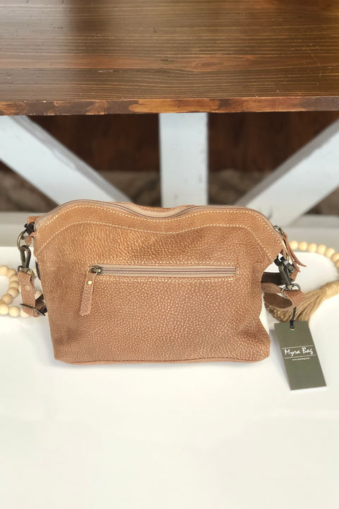 Myra Patched Up Crossbody/Shoulder Bag