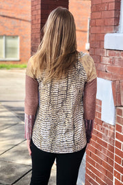 Changing Seasons Knit Top