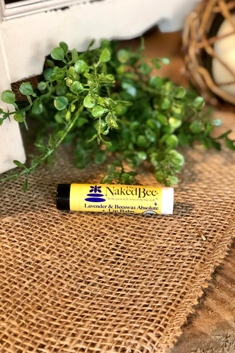 The Naked Bee Lip Balm
