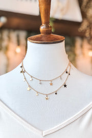 Rising Star Layered Necklace