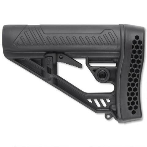 ADAPTIVE TACTICAL EX PERFORMANCE AR-15 ADJUSTABLE STOCK - BLACK