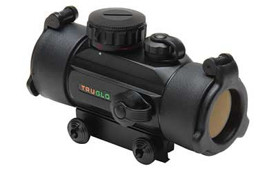 TRUGLO RED DOT 5MOA 1X30 SIGHT- BLACK