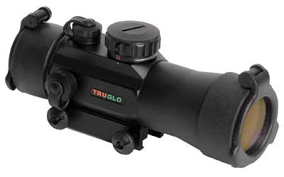 TRUGLO XTREME 2X42 RED/GREEN BOT - BLACK
