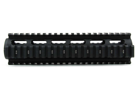 AR-15 DROP-IN QUAD RAIL - 9""
