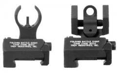 TROY INDUSTRIES FOLDING BATTLESIGHTS - FRONT/REAR