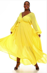 Southern Susie Flowing Dress - Southern Fried Couture