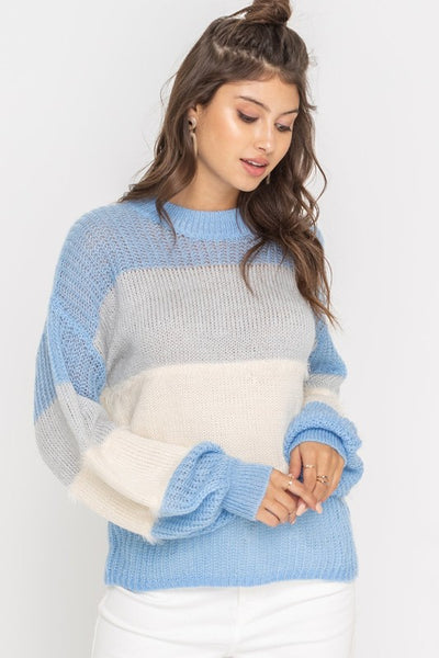 Clear Skies Sweater