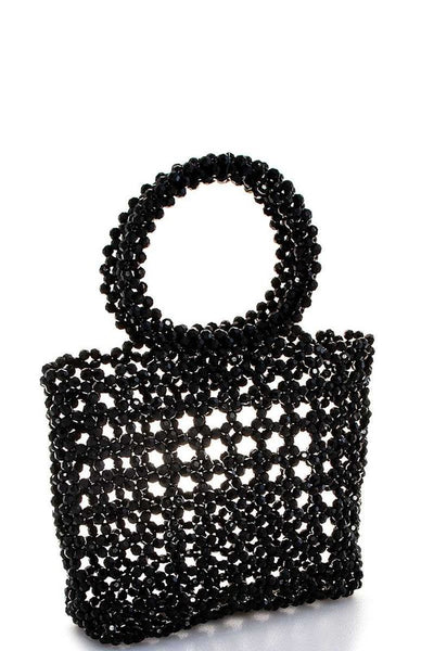 The Naomi Beaded Bag