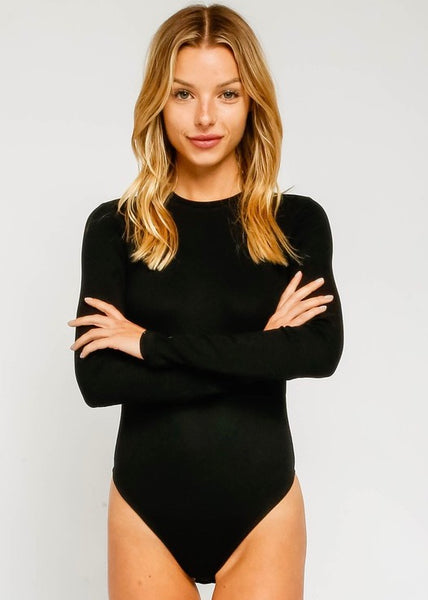 Emerson Bodysuit Black