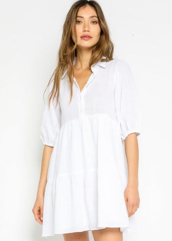 Boardwalk Shirt Dress