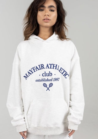 Mayfair Athletics Grey Hoodie