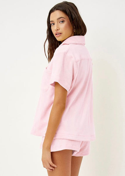 Coco Short - Baby Pink