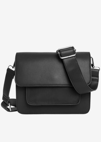 Cayman Soft Pocket Bag- Black