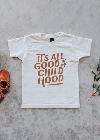 All Good Childhood Tee