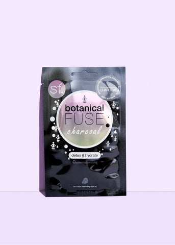 Botanical Fuse Sheet Mask - Charcoal