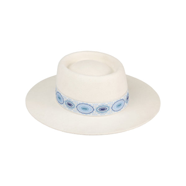 Azure Lolita Hat (LOCAL ONLY)