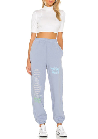 Word Vomit Sweatpants (PRE-ORDER)