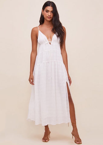 Lizbeth Dress - White