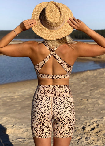 Cheetah Biker Short