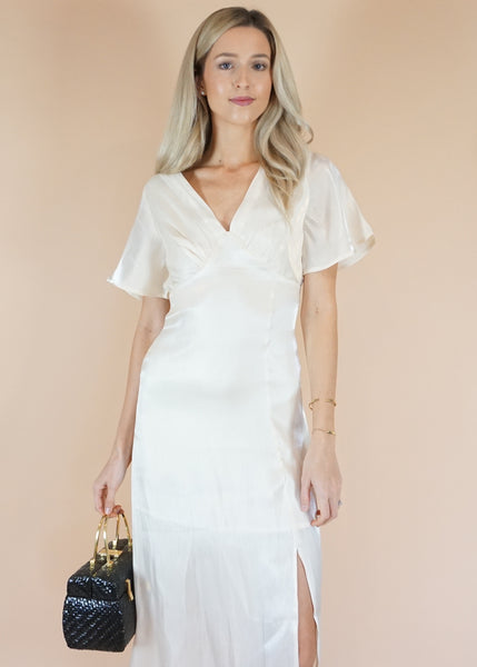 Midi Empire Dress