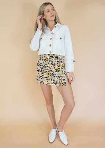 Patti Mini Skirt