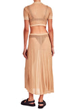 Athena Dress - Gold (PRE-ORDER)