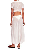 Athena Dress - Off White (PRE-ORDER)