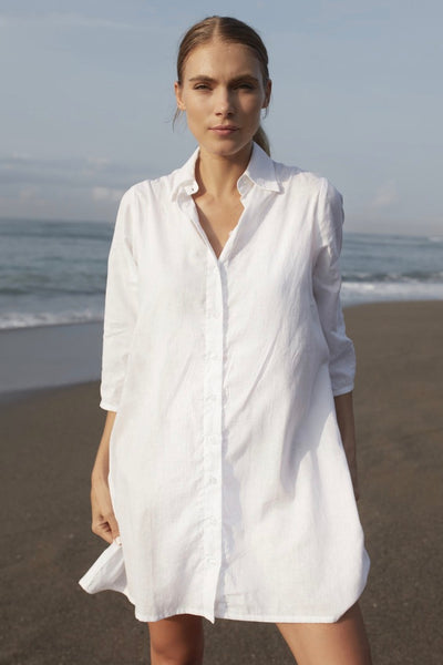 Isla Shirt Dress