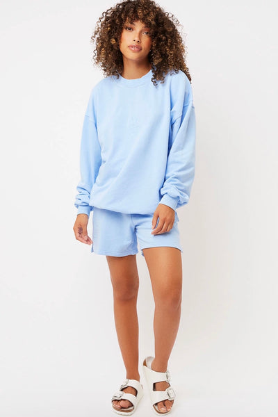 Bennie Oversized Crewneck Sweatshirt