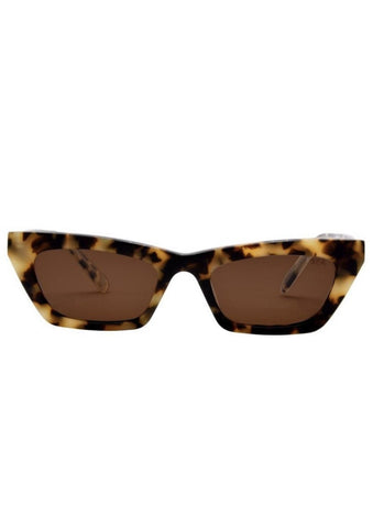 Sea Siren Sunglasses - Snow Tort
