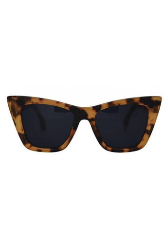 Ashbury Sunglasses - Honey Tort