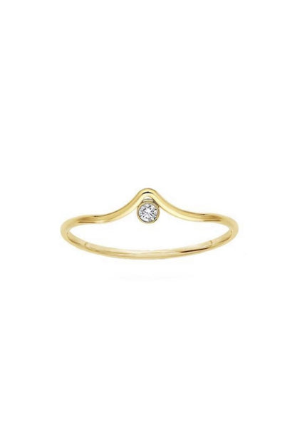 Rowe Arc Ring