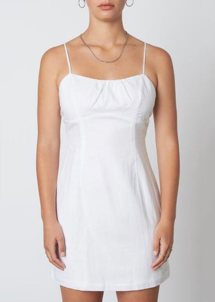 Tami Dress - White