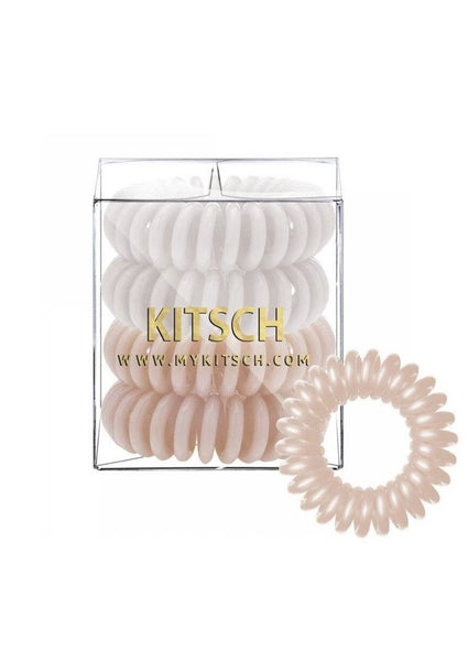 Nude Hair Coils Pack