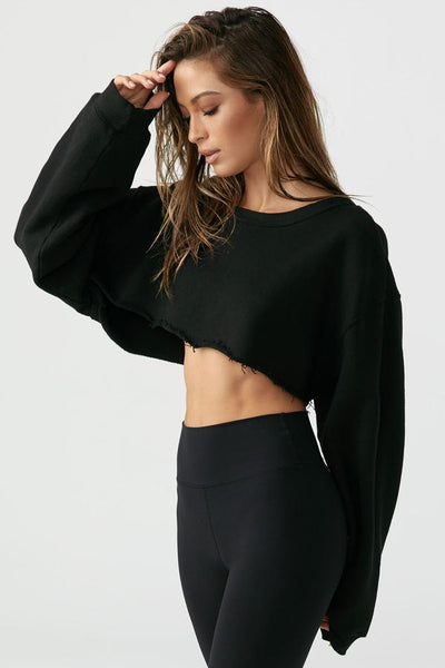 Cut Off Sweatshirt