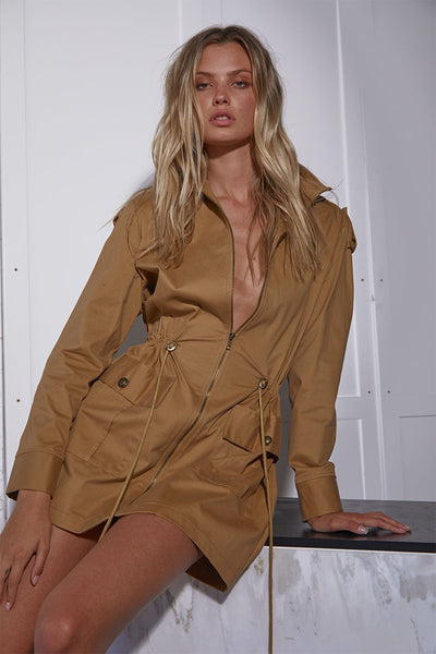 Kendall Military Dress
