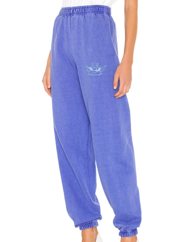 Flo Blue Boys Lie Classic Pants