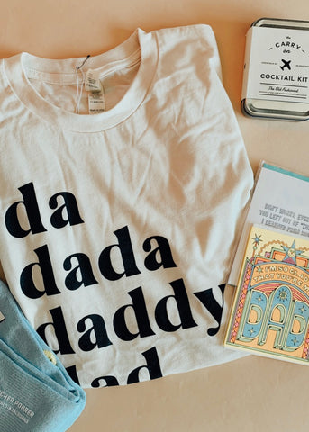 Da Dada Daddy Dad Shirt