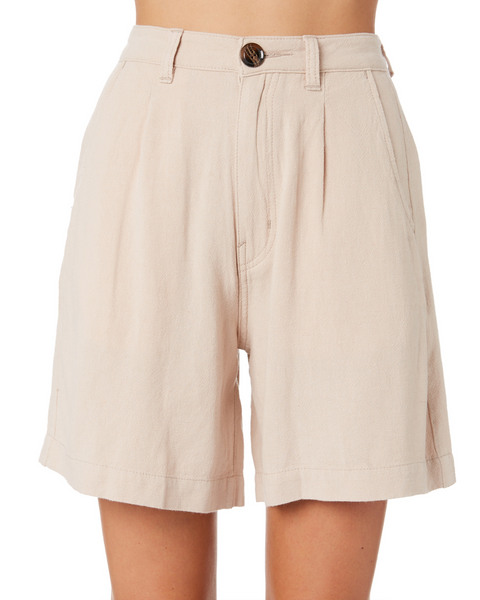 Horizon Linen Short