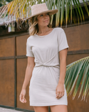 Beachwood Dress - Sand