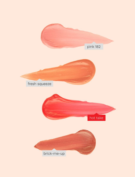 Double Team Tinted Lip Lotion